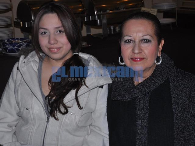 Cumpleaños Alma y Lourdes Verduzco