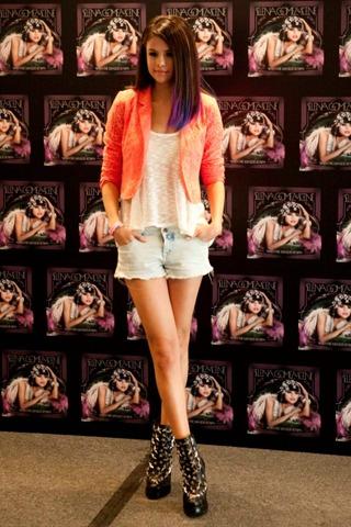 Selena Gomez en México