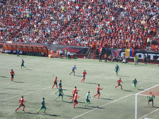 Jornada 4 del fútbol mexicano
