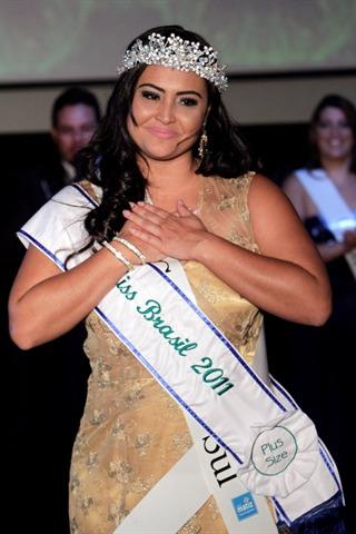 """Las Miss """"llenitas"""" de Brasil"""