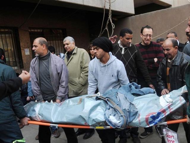 Violencia sacude a Egipto