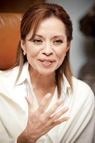 Josefina Vázquez Mota, candidata del PAN a la presidencia