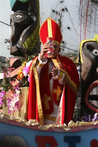Carnaval Ensenada 2012