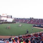 ¡Inauguración de la temporada 2017 en el estadio Gasmart de los Toros de Tijuana!