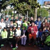 Torneo Tennis en honor Sr. Jesus de la Paz