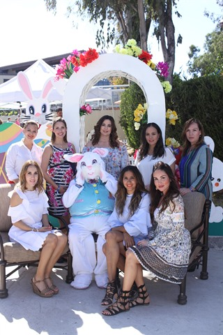 Domingo de Pascua en Club Deportivo Campestre