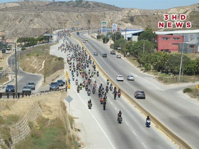 Caravana de Bikers TSR 2017