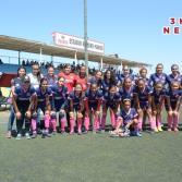 Final de la Liga femenil de Fútbol del Romero Manzo