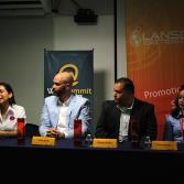 Rueda de Prensa del Web Summit Mx 2017