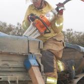 Finaliza Curso Técnico en Rescate Vehicular