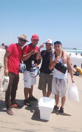 Playas de Rosarito, el edén en Baja California.