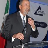 Toma Protesta Consejo Directivo 2018-2019 Canaco Tijuana