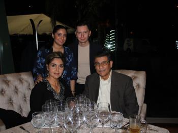 Maridaje en Restaurant Calafia  Club Campestre ]