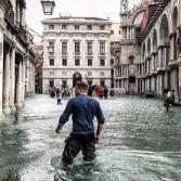 La peor inundación de Venecia en los últimos años