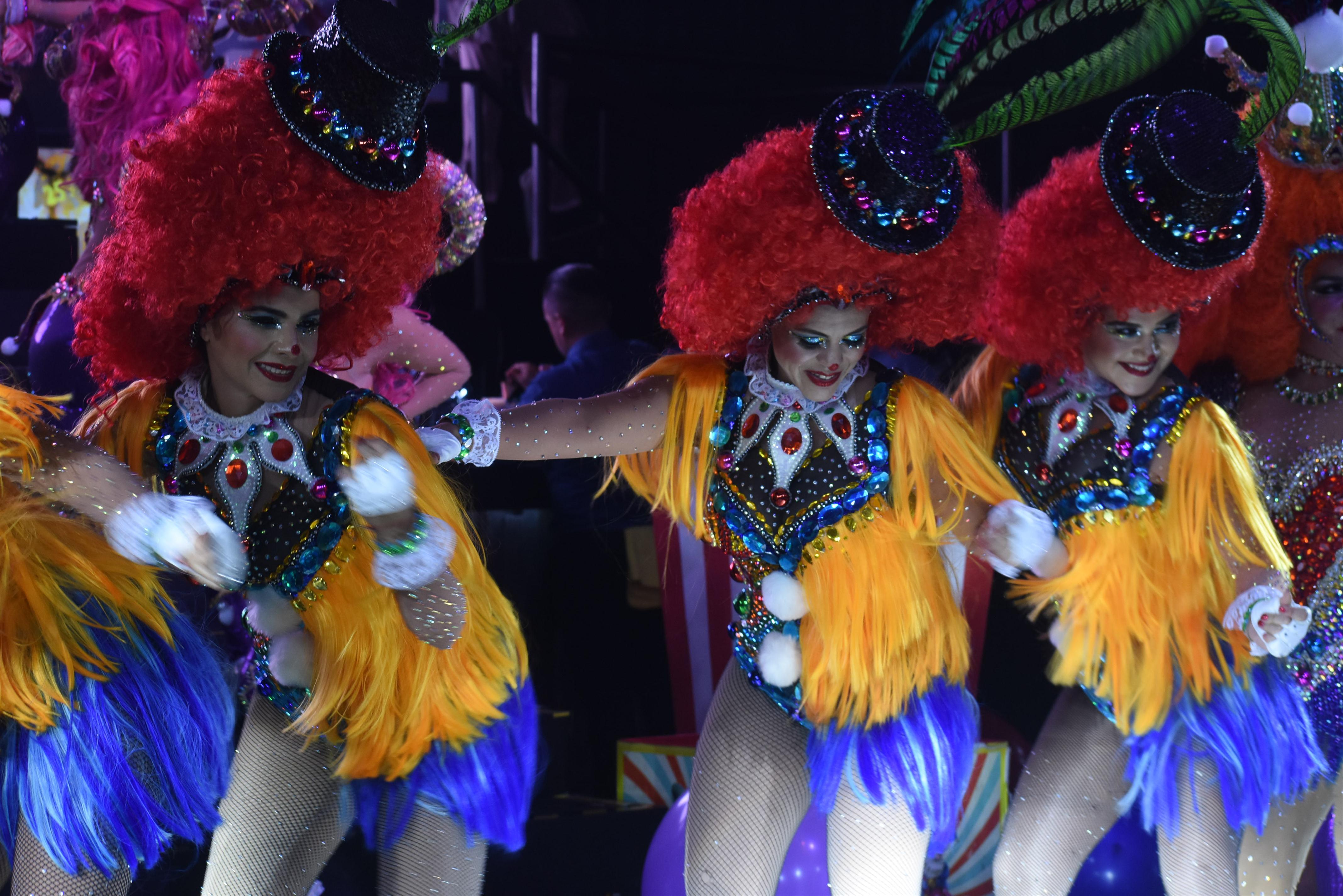 Dance Fest en 25 aniversario de Rhonal Ruvalcaba 1-2