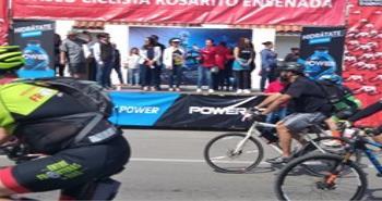 Edición 40 del paseo ciclista Rosarito - Ensenada