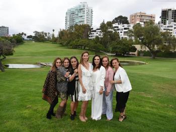 Comité de Damas Club Campestre Tijuana , organizan festejo día de las madres.