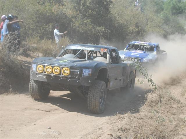 Arranca Baja 500