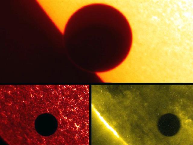 Causa emoción tránsito de Venus