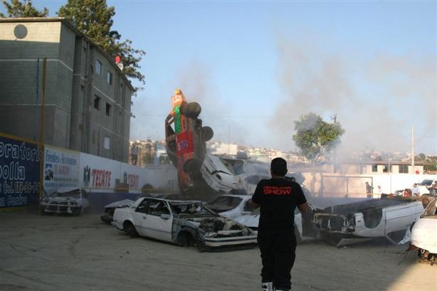 Demolition Show