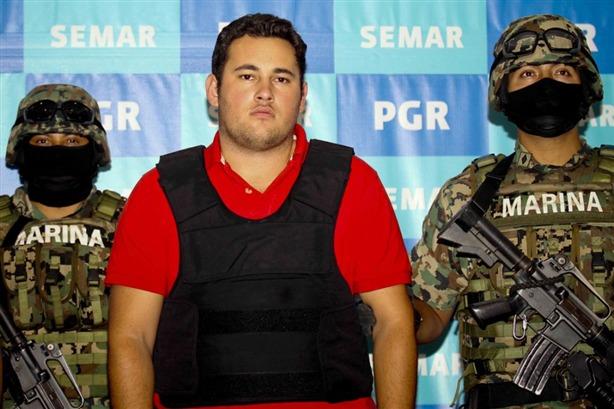 Detiene a hijo de El Chapo