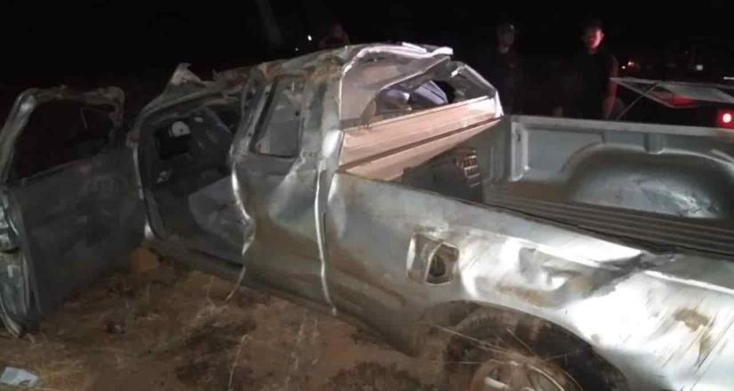 Fatal accidente Carretero deja un muerto y varios heridos