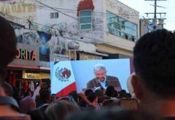 Un clásico por las calles de Tijuana