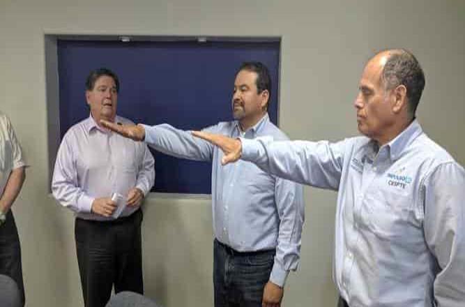 Nombran a Armando Álvarez como director de la CESPTE en Tecate