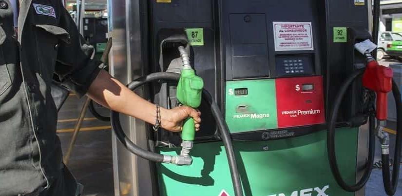 No aumenta la gasolina en Tecate, pese a anuncios de la SHCP