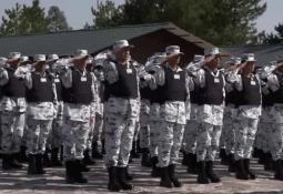 Instalan 10 coordinaciones de la GN en la frontera sur