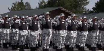 México desplegará la Guardia Nacional en frontera sur: Ebrard