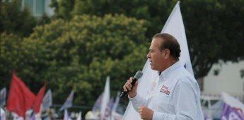 Recibirá Arturo González constancia de mayoría.
