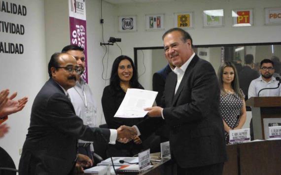 Arturo González Cruz es alcalde electo de Tijuana