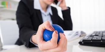 Estrés y ansiedad disminuyen productividad