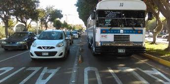 Va Semus por disminuir saturación de transporte en la ciudad