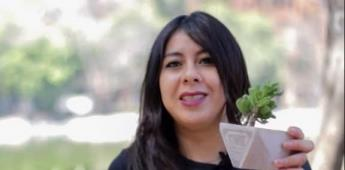 Reciclan colillas para cultivar plantas