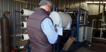 Ingresan petición de impacto ambiental para una desaladora