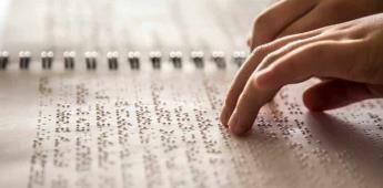Libros de Texto Gratuito los libros en braille y macrotipo