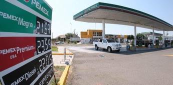Plantean que municipios sean concesionarios de gasolineras
