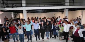 Arturo González inicia trabajos de fortalecimiento en colonias de Tijuana