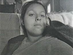 Extraviada: Menor de 14 años