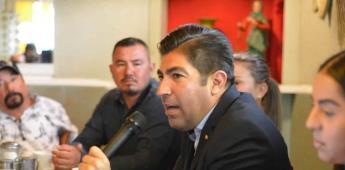 Establece Ayala acuerdos con propietarios de yonkes y recicladoras
