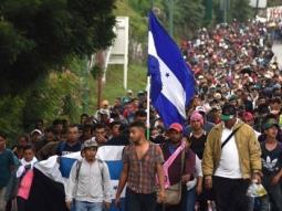 Honduras reporta más de 19 mil migrantes en lo que va del año