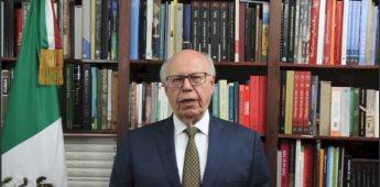 VIDEO José Narro se baja de contienda interna del PRI y renuncia al partido