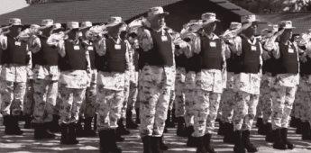 Guardia Nacional sella 23 municipios del sur