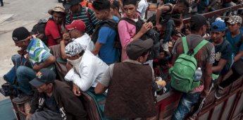 México tiene sus puertas abiertas para migrantes, dice Segob