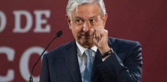 No le preocupa la economía; vamos bien, dice AMLO