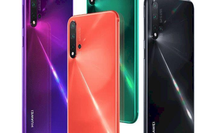 Huawei anuncia tres nuevos teléfonos