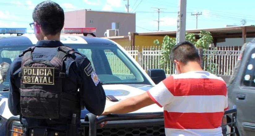 Arresta PEP a 5 personas por diversos delitos