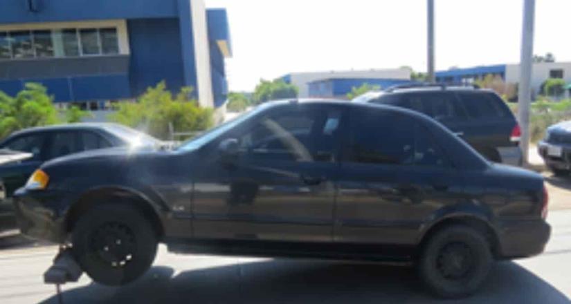 Recupera PEP seis vehículos con reporte de robo
